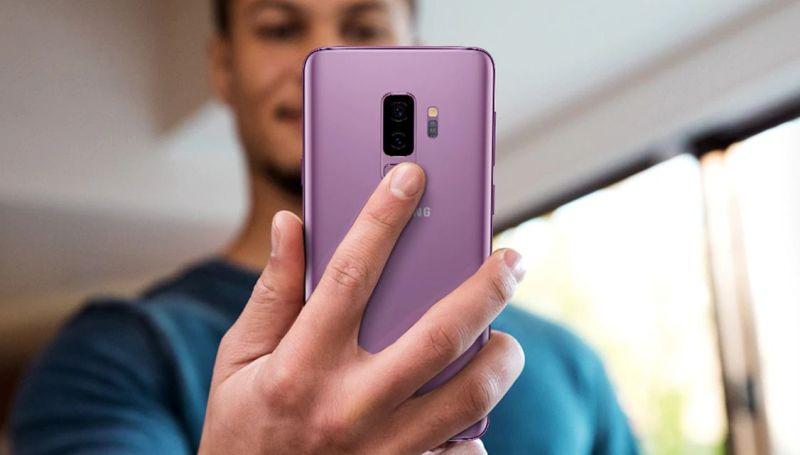 Galaxy S9/S9+ dizajn, ktorý má zmysel