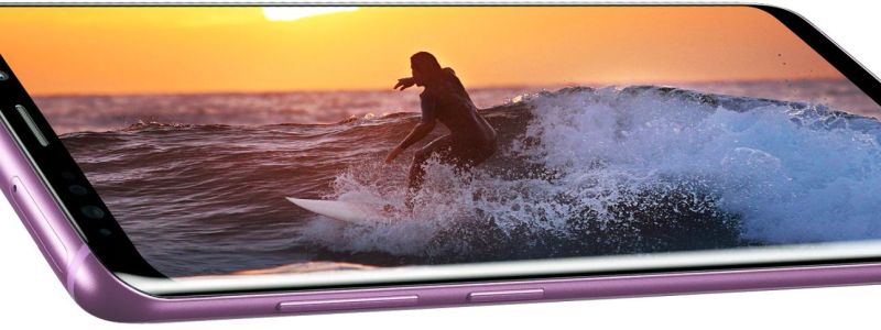Galaxy S9/S9+ výhody rozsiahlej obrazovky