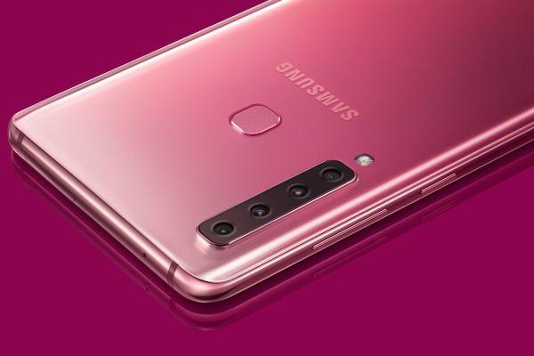 Samsung Galaxy A9, štyri fotoaparáty realitou
