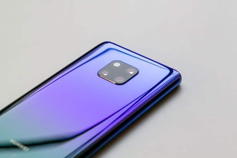 Mate 20 Pro, Huawei predstavil svoju novinku