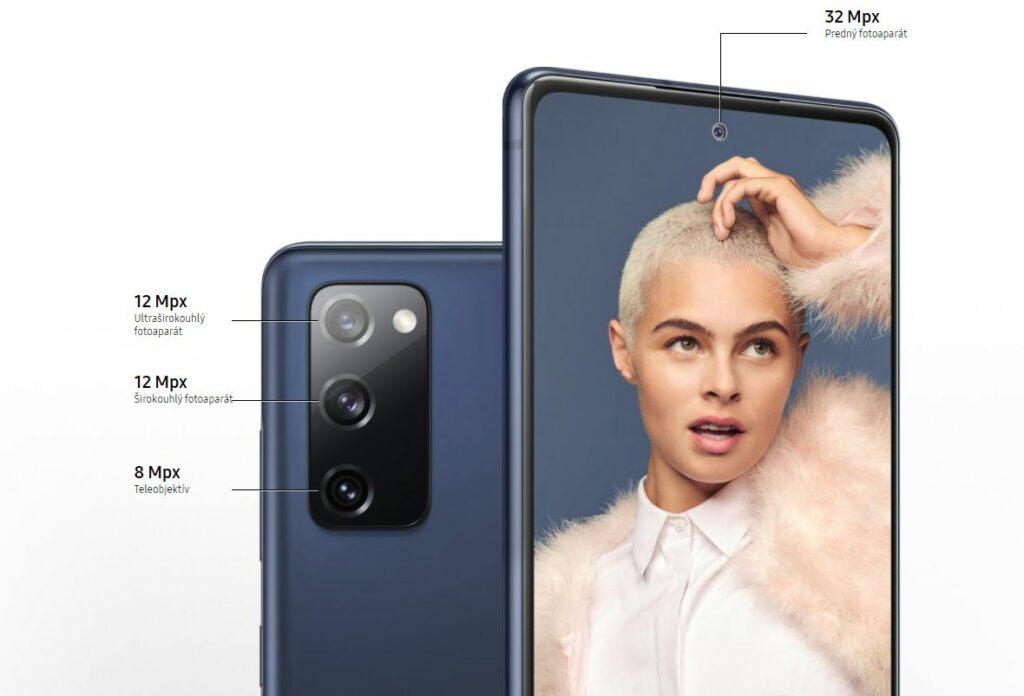 Galaxy S20 FE | fotoaparát