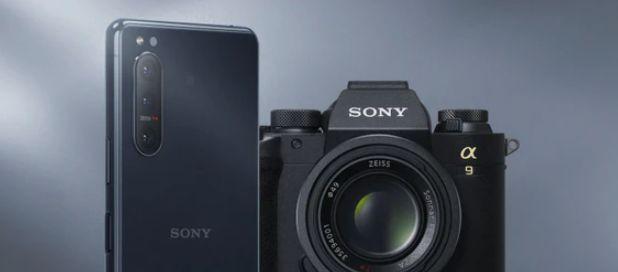 Xperia 5 II | fotoaparát
